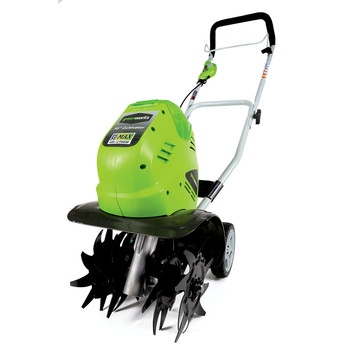 Greenworks 27062A 40V G-MAX Cordless Lithium-Ion 10 in. Cultivator (Bare Tool) at Sears.com