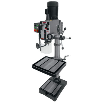Jet 354022 GHD-20T, 20 in. 2 HP 3-Phase 230V Geared Head Drilling &amp, Tapping Press at Sears.com