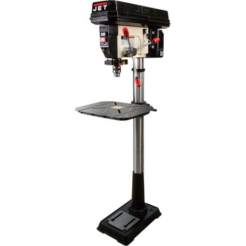 Jet 354173 JDP-17DX, 3/4 HP 17 in. 16-Speed Floor Mount Drill Press at Sears.com