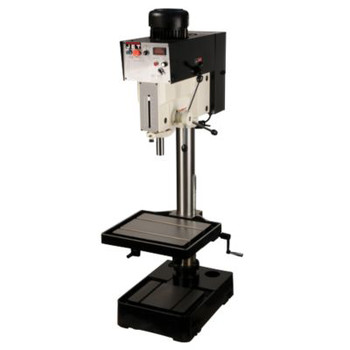 Jet 354216 J-2234AC, 20 in. Vs Drill Press 440V, 3Ph Inverter at Sears.com