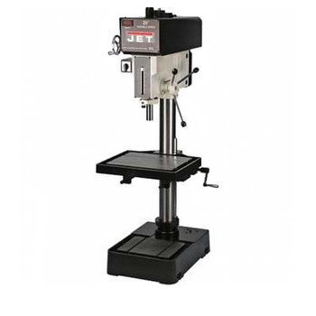 Jet 354223 J-2223VS, 20 in. 2 HP 3-Phase Variable Speed Drill Press at Sears.com