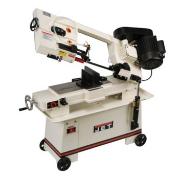 Jet 414455 J-3410-2, 220V 7 in. x 12 in. Horizontal Band Saw at Sears.com
