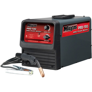 Maxus MXW413 230V MIG/Flux Welder with Regulator, Wire and 2 Extra Nozzles at Sears.com