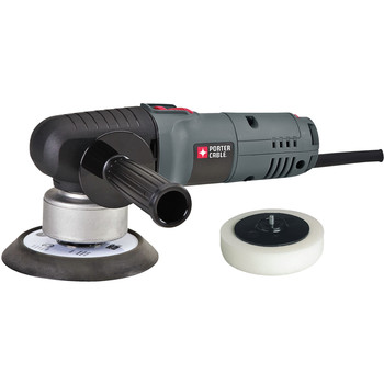 Porter-Cable 7346SP 6 in. Variable Speed Random Orbit Sander with Polishing Pad at Sears.com