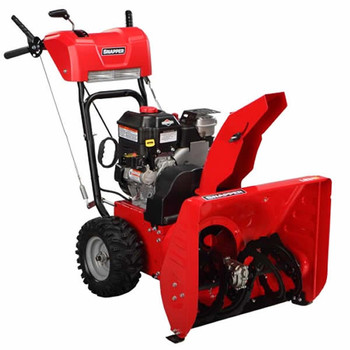 Snapper 1696171 205 cc Gas 24 in. Two Stage Snow Thrower at Sears.com
