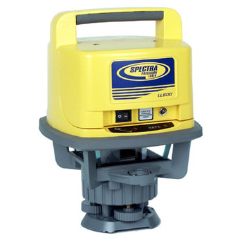 Spectra Precision LL500 Laser Level with HL700 Laserometer at Sears.com