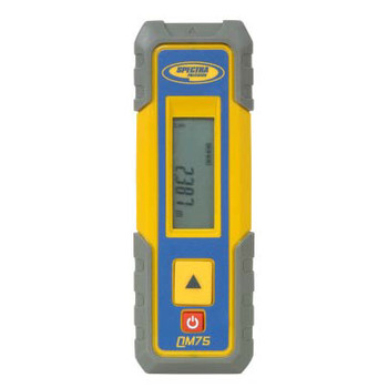 Spectra Precision QM75 Quick Measure Laser Distance Meter at Sears.com