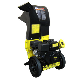 Stanley CH2 208cc 6.5 HP Gas Heavy-Duty Chipper Shredder w/ 2-1/4 in. Feeder at Sears.com