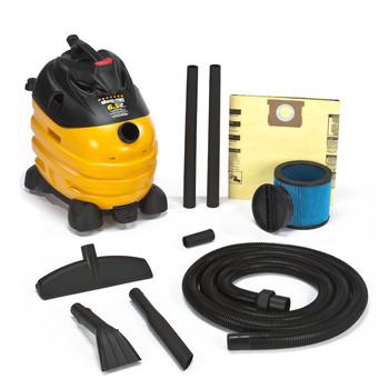 Shop-Vac&#174 5873410 10 Gallon 6.5 Peak HP Right Stuff Wet/Dry Vacuum at Sears.com