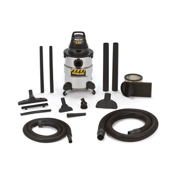 Shop-Vac&#174 8500110 6 Gallon 4.5 Peak HP Industrial Economy Wet/Dry Vacuum at Sears.com