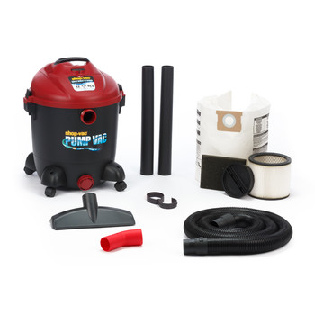 Shop-Vac&#174 9603200 12 Gallon 5.0 Peak HP Wet/Dry Pump Vacuum at Sears.com