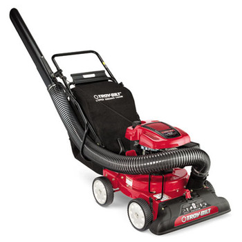 Troy-Bilt 24A-06MM066 173cc Gas Chipper Shredder Vacuum with 1-1/2 in. Feeder at Sears.com