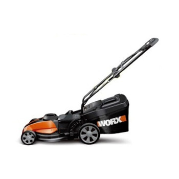 Worx 17-inch 24V Cordless Lawn Mower with IntelliCut