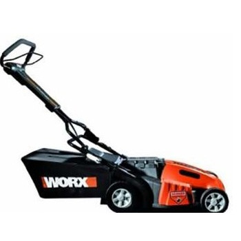 Worx 19-inch 36V Cordless Lawn Mower with Intellicut