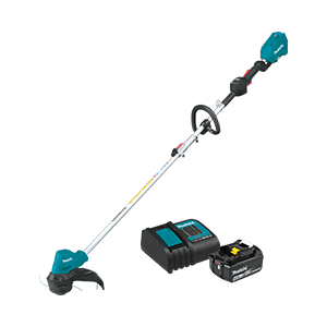 Free Makita Hedge Trimmer when you purchase a Makita String Trimmer