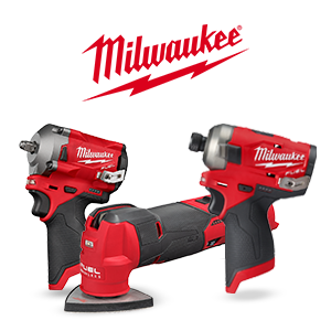 Save up to $150 on Milwaukee - $30 off $299 | $80 off $399 | $150 off $499
