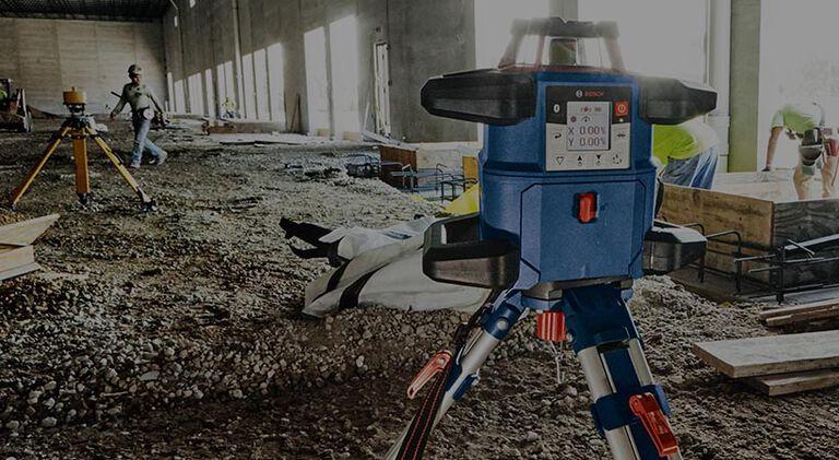 Bosch Measuring Tools
