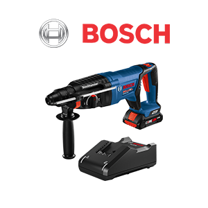 Save up to $75 off select Bosch items! - $20 off $100   $75 off $300