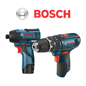 Save an extra 15% off Bosch 12V Tools!