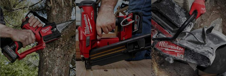 Milwaukee Tools and Equipment