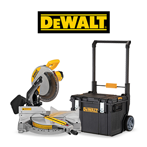 EXTRA 20% OFF Select DeWALT Products!