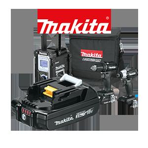 Free Makita 18V LXT 2.0 Ah Battery when you order a qualifying Makita 18V LXT Sub-Compact Combo Kit