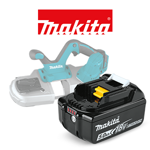 FREE Makita 18V LXT 5 Ah Battery when you order a qualifying Makita 18V LXT Bare Tool or Combo Kit