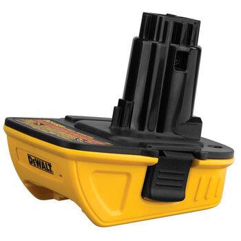Dewalt 20v Max Li Ion Battery Adapter For 18v Tools Bare