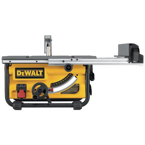Dewalt Dw745r 10 In Site Pro Modular Compact Jobsite Table Saw Reconditioned Cad