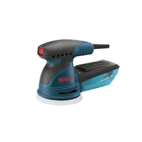 Bosch ROS20VSC 5 in. VS Palm Random Orbit Sander Kit with Canvas Carrying Bag image number 0
