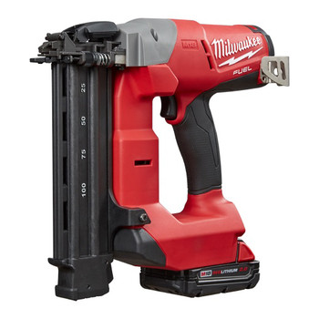 Factory Reconditioned Milwaukee 2740-81CT M18 FUEL Cordless Lithium-Ion 18-Gauge Brushless Brad Nailer Kit image number 2