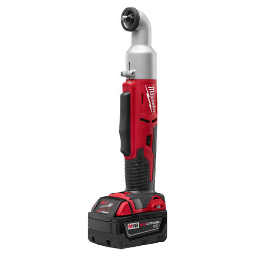 Milwaukee 2668-22 M18 18V Cordless Lithium-Ion 2-Speed 3/8 in. Right Angle Impact Wrench Kit
