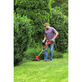 Black & Decker BESTE620 6.5 Amp/ 14 in. POWERCOMMAND Electric String Trimmer/Edger with EASYFEED image number 8