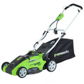 Greenworks 25142 10 Amp 16 in. 2-in-1 Electric Lawn Mower image number 0