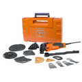 Fein FMM 350 QSL Multimaster Oscillating Multi-Tool with Hard Case and Top Accessory Package