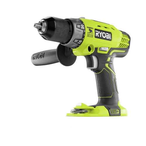 Factory Reconditioned Ryobi ZRP214 Ryobi 18-Volt ONE Plus 1/2 in. Hammer Drill