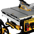 Factory Reconditioned Dewalt DWE7491RSR Site-Pro 15 Amp Compact 10 in. Jobsite Table Saw with Rolling Stand image number 7