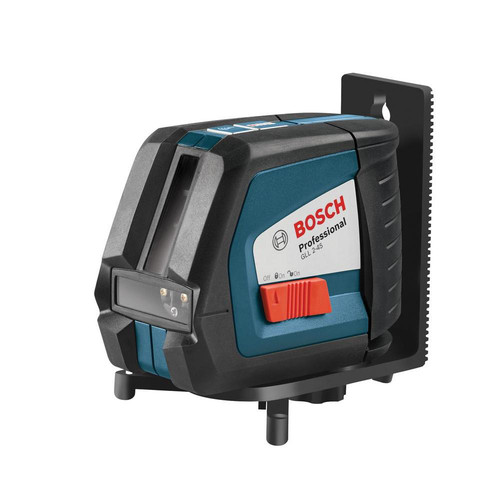 Factory Reconditioned Bosch GLL2-45-RT Self-Leveling Long-Range Crossline Laser