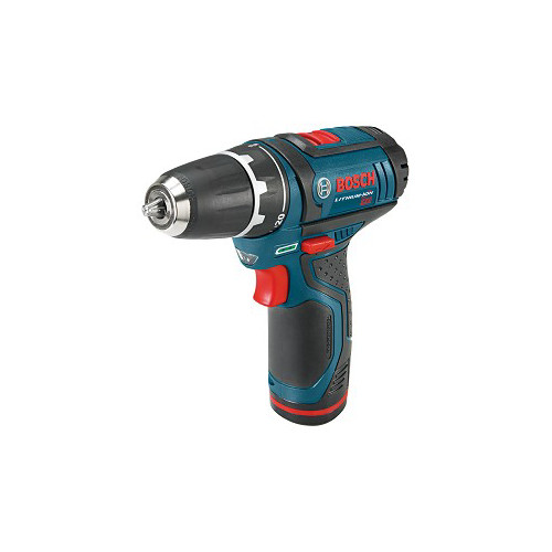 Bosch PS31-2A 12V Max Lithium-Ion 3/8 in. Cordless Drill Driver (2 Ah) image number 0