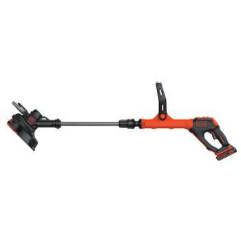 Factory Reconditioned Black & Decker LST522R 20V MAX 2.5 Ah Cordless Lithium-Ion 12 in. 2-Speed String Trimmer/Edger Kit image number 1