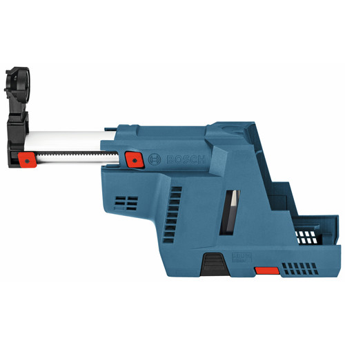 Bosch GBH18V-26K24GDE 18V EC Brushless 1 in. SDS-plus Bulldog Rotary Hammer Kit with (2) CORE18V 6.3 Ah Batteries and Dust-Collection Attachment image number 4