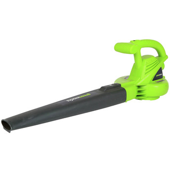 Greenworks 24012 7 Amp Single Speed Handheld Electric Blower image number 0