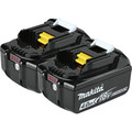 Makita BL1840B-2 18V 4.0 Ah LXT Lithium-Ion Battery (2 Pc)