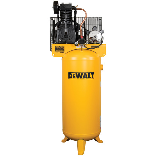 Dewalt DXCMV5076055 5 HP 60 Gallon Two-Stage Air Compressor with Century Motor (No Mag Starter)