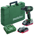 Metabo 602395520 SSW 18 LTX 300 Brushless 4.0 Ah Cordless Impact Wrench