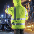 Makita DCJ206ZM 18V LXT Lithium-Ion Cordless High Visibility Heated Jacket (Jacket Only) - Medium image number 4
