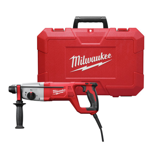 Factory Reconditioned Milwaukee 5262-81 1 in. SDS Plus 8 Amp Rotary Hammer Kit