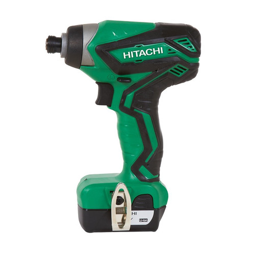 Hitachi WH10DFL2 12V Peak Li-Ion 1/4 in. Hex Impact Driver image number 1