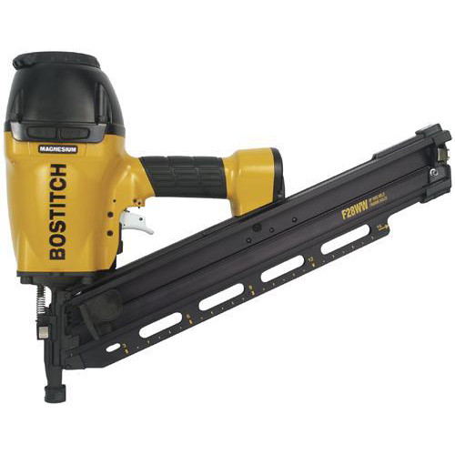 Bostitch F28WW 28 Degree 3-1/2 in. Industrial Framing Nailer System