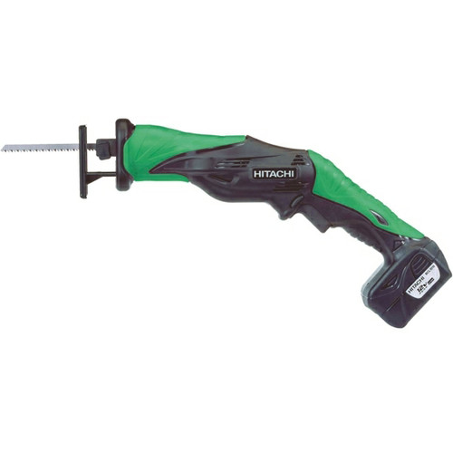 Hitachi CJ10DL 10.8V Cordless HXP Lithium-Ion Mini Reciprocating Saw Kit